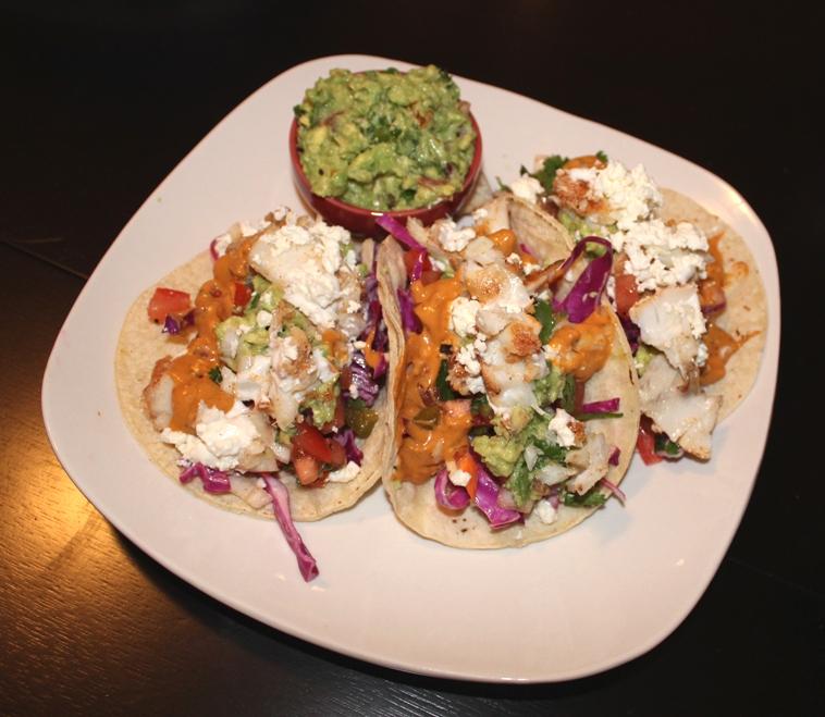 Spicy fish tacos cookbook hub cookbook hub for Spicy fish tacos